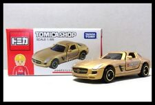 TOMICA SHOP Mercedes-Benz SLS AMG GOLD 1/65 TOMY DIECAST CAR NEW 91
