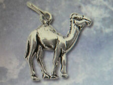 SOBRIETY JEWELRY- CAMEL CHARM - STERLING SILVER - RECOVERY