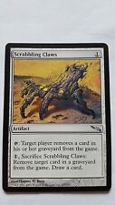 1x SCRABBLING CLAWS - Rare - Mirrodin - MTG - NM - Magic the Gathering