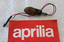 Aprilia RSV Mille Tuono 1000 RP Mini Indicators black oval short 21W HL VR #