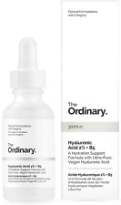 The Ordinary. Hyaluronic Acid 2% + B5,30 ml.Clinical Formulations with Integrity