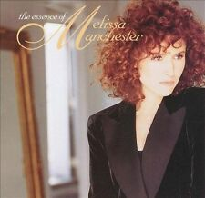 The Essence of Melissa Manchester by Melissa Manchester (CD, May-1997, BMG...