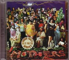 CD . FRANK ZAPPA & the Mothers of Invention - We're only in it for the Money(NEU