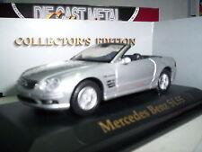 MERCEDES BENZ SL55 CABRIO DE YAT MING ESC.1,43 METAL CON CAJA COLLECTOR EDITION