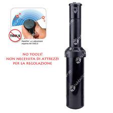 IRRIGATORE DINAMICO POP UP TORO T5P RAPIDSET TURBINA 12,7 CM IRRIGAZIONE PRATO