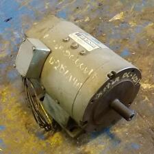 NIPPON ELECTRIC INDUSTRY CO., LTD. 0.75KW 2500RPM DC MOTOR TYPE ND 7525 D2HT