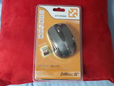 Optical Mouse Nano Receiver 2.4 Ghz Wireless  DIRTEC