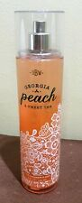 Treehousecollections: Bath And Body Georgia Peach and Sweet Tea Fine Mist 236ml