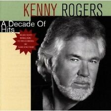 KENNY ROGERS - A DECADE OF HITS CD POP 10 TRACKS NEU