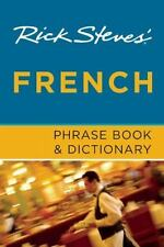 Rick Steves' French Phrase Book and Dictionary (Rick Steves)