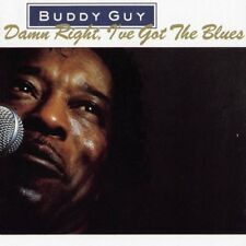 Buddy Guy : Damn Right I Got the Blues CD (1991)