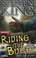 Riding the Bullet by Stephen King 2002, Cassette, Unabridged