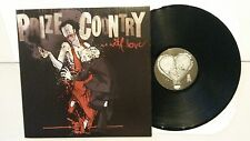 PRIZE COUNTRY - With Love '09 Post Punk Indie Alt Rock GATEFOLD