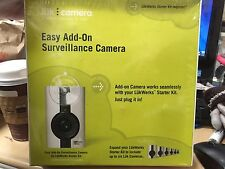 Wilife LukWerks Indoor Add-on Camera, w/ Power Supply, Model: DLC-810I.