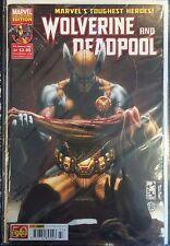 Wolverine and Deadpool #27 VF+ Free UK P&P Marvel Panini Comics