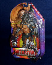 "Predators Series 13 - CRACKED TUSK PREDATOR 7"" Scale Action Figure NECA Kenner"