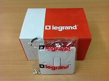 5 x Legrand Light Switch 1Gang 2 Way Synergy 7300 01 Quality Slimline Fitting