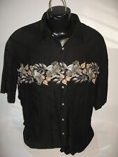SHIRT BLOWOUT! #4493 CAMPIA SHIRT MEN'S 2XL LARGE GOOD USED
