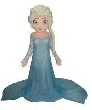 New big Frozen Elsa Adult mascot costume kids party