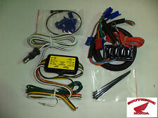 ADD ON TRAILER WIRE HARNESS AND CONVERTER HONDA GOLDWING GL1800 ABS