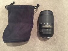 Nikon NIKKOR 55-300mm f/4.5-5.6 DX G SWM AF-S VR A/M ED Lens DSLR photography