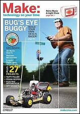 Make Technology on Your Time: Bug's Eye Buggy Vol. 14 (2008, Paperback)