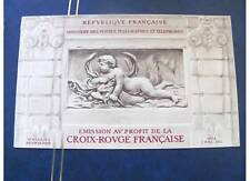 FRANCE 1952 SC# B274A RED CROSS BOOKLET   MNH CAT. $375.00