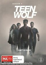 TEEN WOLF: Season 4 DVD NEW RELEASE TV SERIES BEST SCI-FI 3-DISCS R4