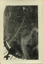 PHOTO ANCIENNE - VINTAGE SNAPSHOT - MONTGOLFIÈRE AVIATION - HOT AIR BALLOON 3