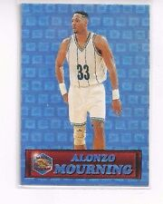 1994 PACIFIC PRISMS CROWN COLLECTION BASKETBALL ALONZO MOURNING #71 GEORGETOWN