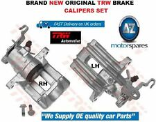 FOR VW VOLKSWAGEN GOLF PLUS 05-09 1.2 1.4 1.6 1.9 NEW REAR LH + RH BRAKE CALIPER