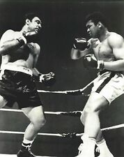 MUHAMMAD ALI vs ROCKY MARCIANO 8X10 PHOTO BOXING PICTURE