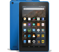 NEW ✔Amazon KINDLE FIRE 7 Inch Tablet Wi-Fi | 8GB | 2015 MODEL | BLUE