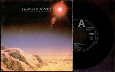 "HOWARD JONES - Hide & Seek / Tao Te Ching - SPAIN SG 7"" Wea 1984 - Promo 45rpm"