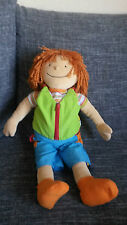 Spielpuppe Anziehpuppe Puppe Jako-o Anton 55 cm
