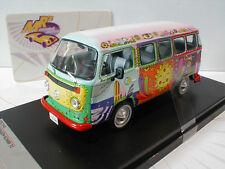 Premium X PRD345 # Volkswagen VW Kombi T2 Bus Baujahr 1976 Hippie Car 1:43 NEU