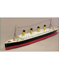 "Beautiful, Intricate wooden model ship kit by Mantua: the ""Titanic"" (725)"