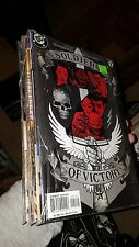 Seven Soldiers of Victory full mini & bookends by Grant Morrison DC Comics 2005