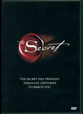 THE SECRET DVD Extended Edition 2006 Special Features Rhonda Byrne Bob Proctor
