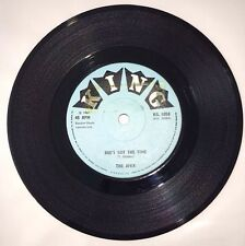 "THE AFEX RARE 7"" VINYL SINGLE SHE'S GOT THE TIME 1967 KING RECORDS KG.1058"