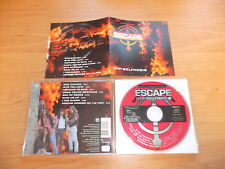 @ CD ESCAPE - HYP-SELFNOSIS / MAGADA 1994 ORG / RARE CANADIAN AOR