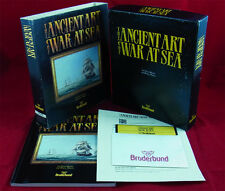 PC DOS: The Ancient Art of War at Sea - Broderbund 1987