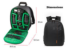 DSLR Backpack Camera Case Bag For Nikon D3100 D3200 D5100 D5200 D7000 D7100