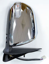 Toyota Hilux Mk7 2.5TD/3.0TD Door/Wing Mirror Chrome Electric R/H O/S - 2012 On