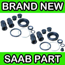 Saab 9000 (85-98) Rear Brake Caliper Repair / Rebuild Kits (Both Sides)