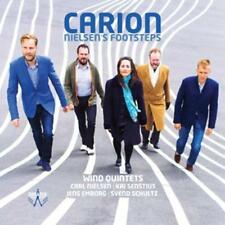 Nielsen's Footsteps - Carion (2015, CD NEU)2 DISC SET