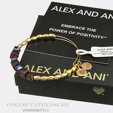 Authentic Alex and Ani Assorted Swarovski Crystal & Metal Bangle CC5