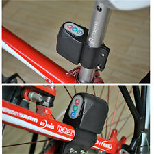 Excellent Security Alarm Bicycle Steal Lock for Bike Bicycle