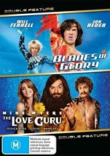 Blades Of Glory / The Love Guru DVD - New/Sealed Region 4 DVD