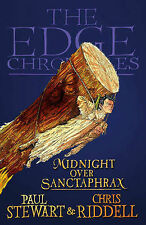 Paul Stewart Midnight Over Sanctaphrax: The Edge Chronicles Very Good Book